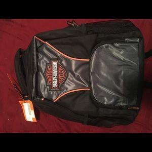Harley Davidson back pack